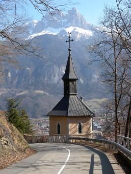 Chapel and Varan
