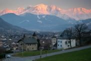 Mont Blanc evening #2