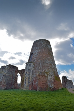 St Benet's Abbey, Norfolk, from the North Photograph by David Hill taken 7 March 2017, 11.46 GMT