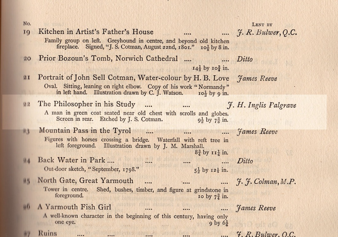 1888 Norwich catalogue no 22