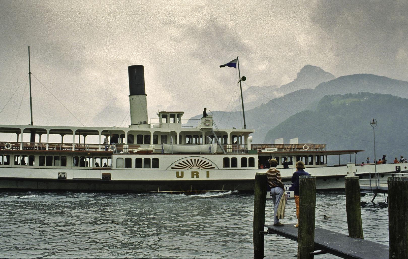Brunnen Boat 1991 SS