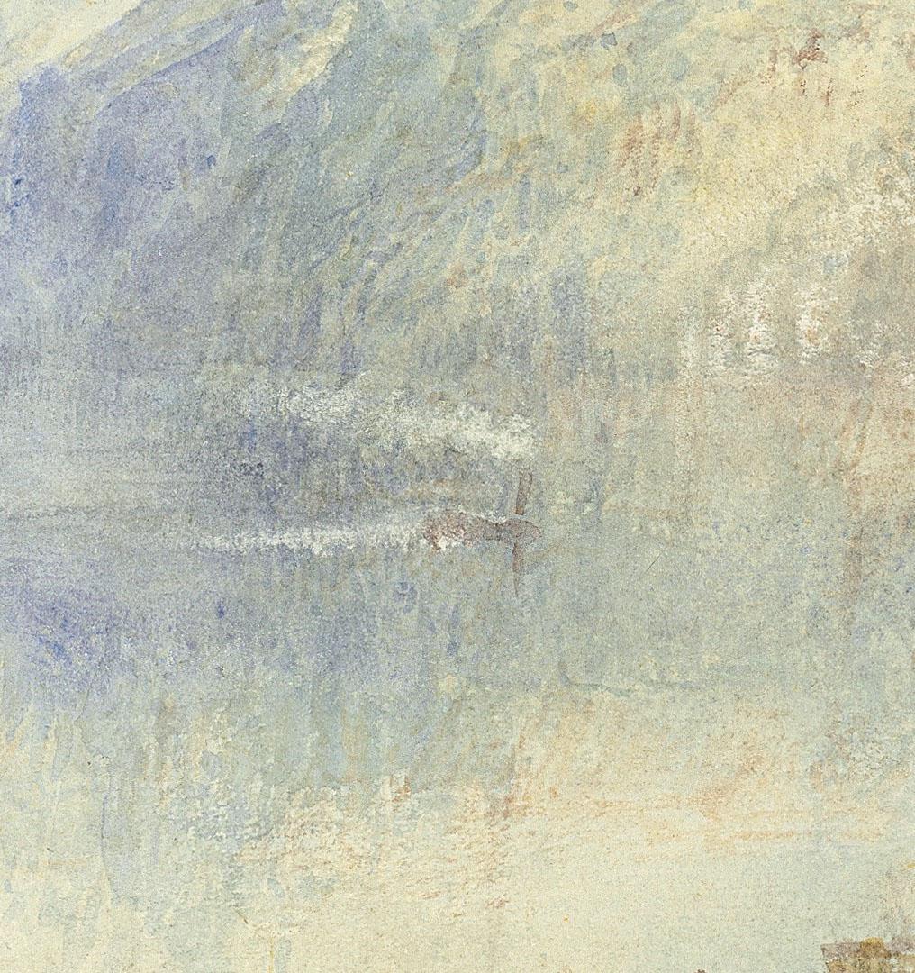 Brunnen steam detail