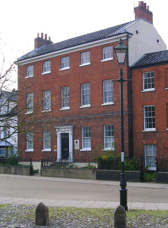 Cotman's House, Norwich pp