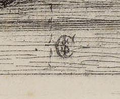 Ecclesiat detail monogram