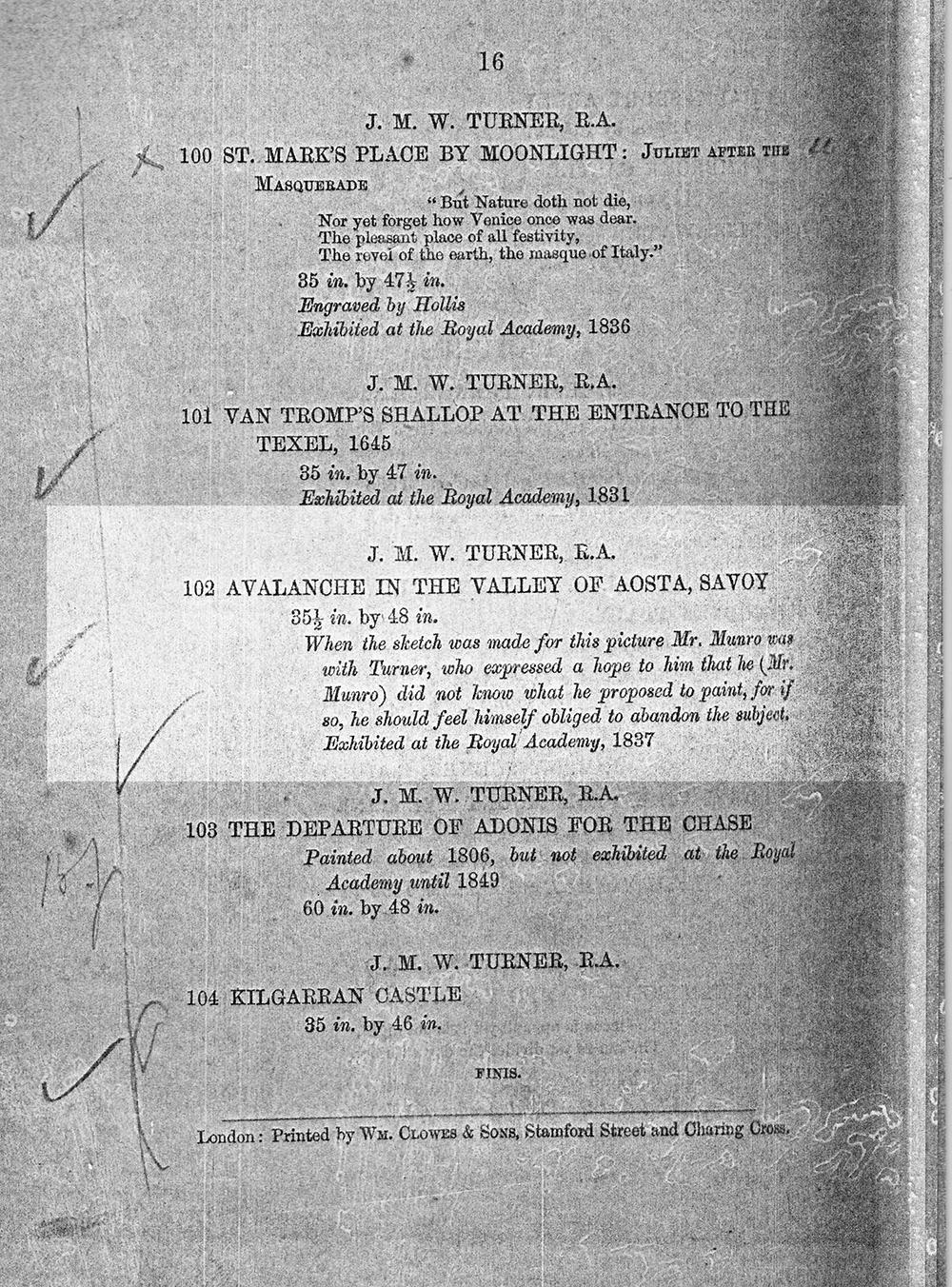 1878 sale Avalanche