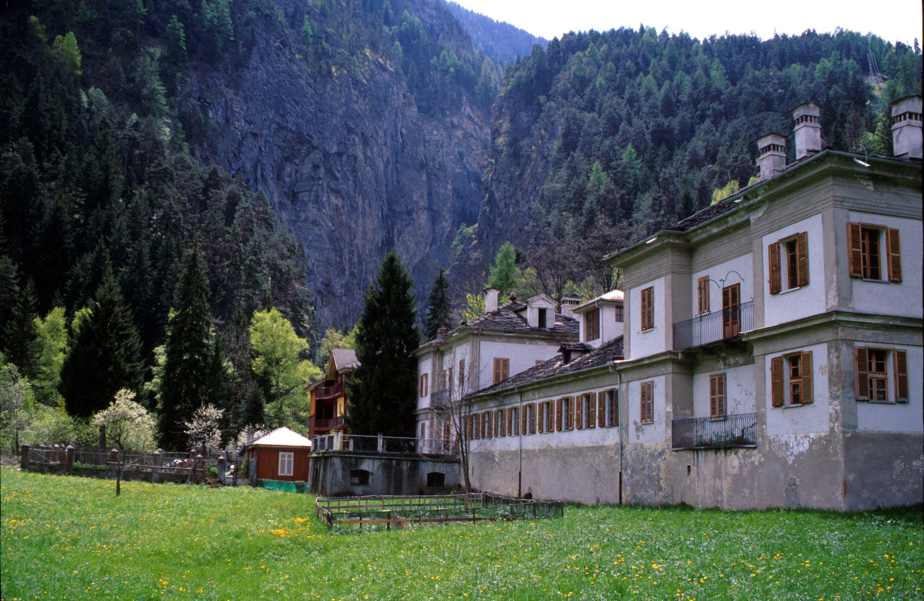 St Didier Pavilion