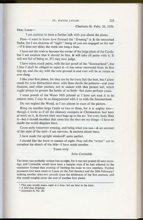 Beckett summerland letter