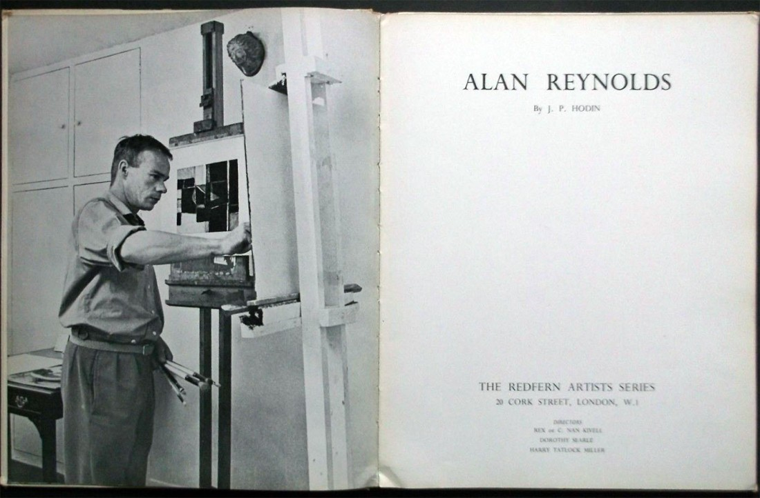 Reynolds catalogue 1962