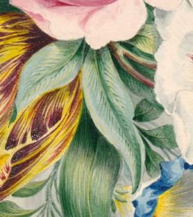 Bouquest detail leaves