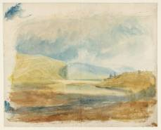 Kilnsey Crag and Conistone, Upper Wharfedale 1816 Joseph Mallord William Turner 1775-1851 Accepted by the nation as part of the Turner Bequest 1856 http://www.tate.org.uk/art/work/D17205