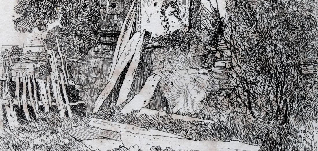Beeston priory detail