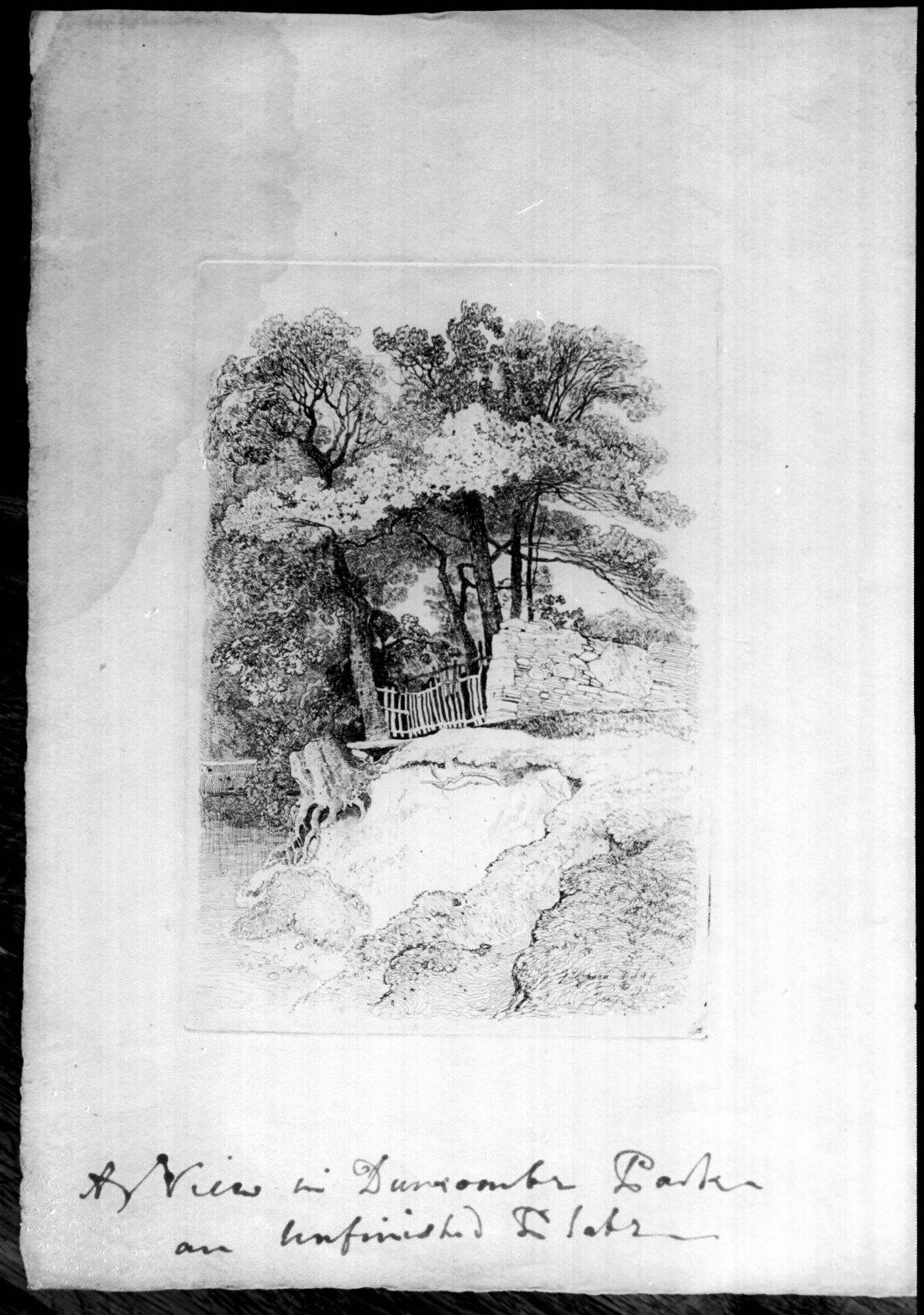 Cholmeley prints - Duncombe Park
