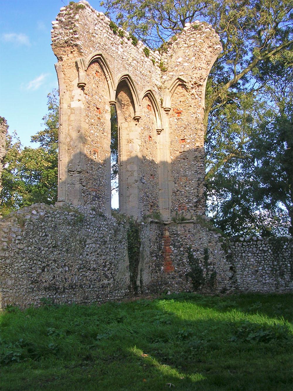 Beeston priory photo